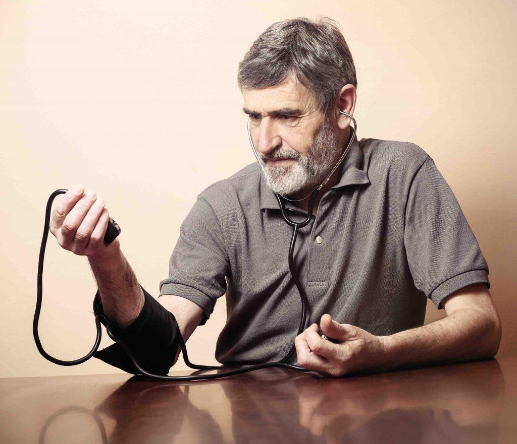 monitoreo ambulatorio de la presión arterial